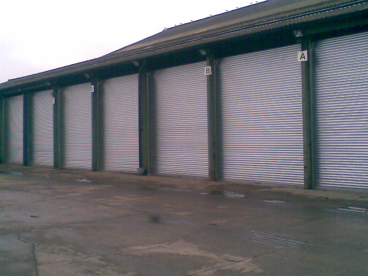 Storage Facilities Roller Shutters Security Doors